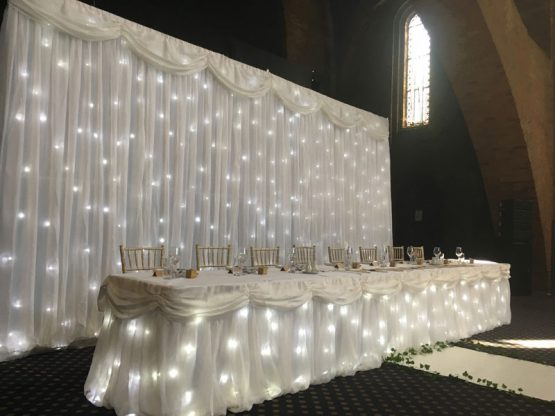 White-Starlight-Backdrop-with-Matching-Top-Table-Skirt