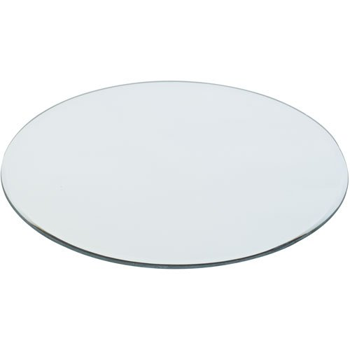30cm Mirror Plate Hire