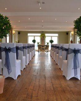 Wedding Isle Decor Hire