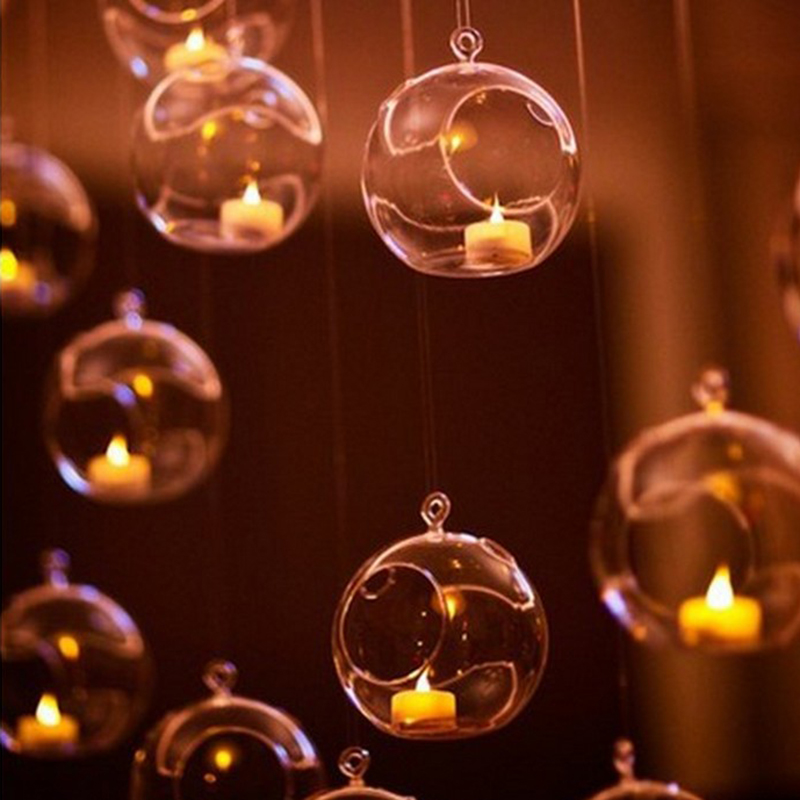Tea Light Bubbles Hanging