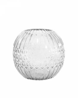 Geometric Clear Bubble Ball10cm