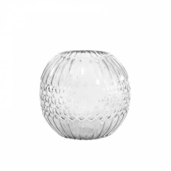 Geometric Clear Bubble Ball10cm
