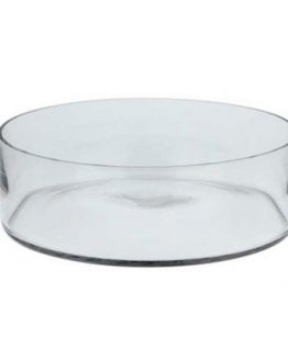 Glass Bowl 25cm
