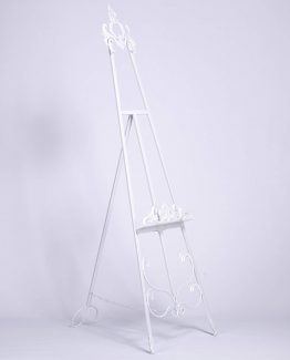 Freestanding Metal Easel