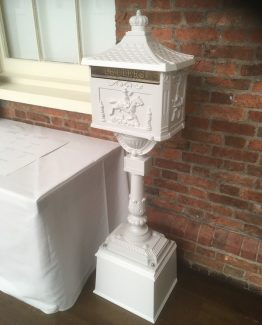 Wedding Post Box Hire