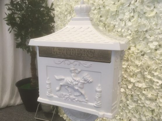 Victoria Pedestal Post Box