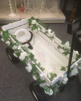 Childs Wedding Cart