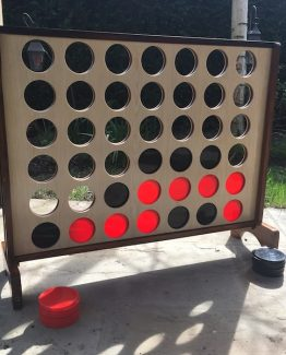 Giant Connect 4 Hire