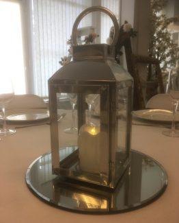 Silver Lantern Hire