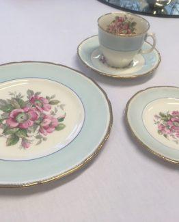 Vintage Tea Set Hire