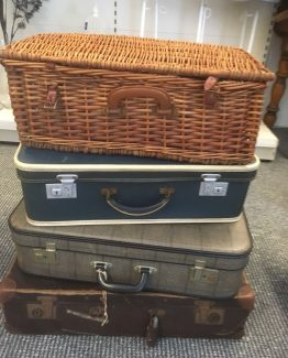 Vintage Suitcases For Hire